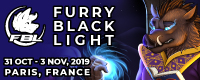 Furry BlackLight